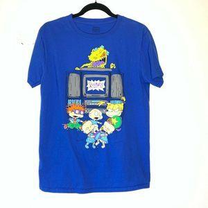 Rugrats Unisex Nickelodeon Graphic T-Shirt Cotton